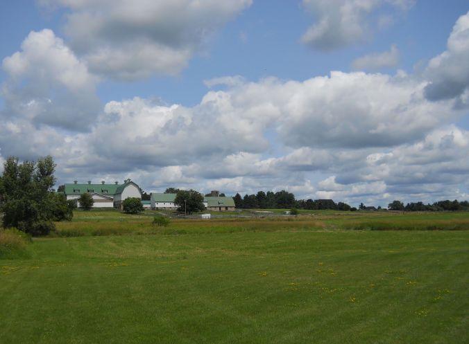 fair farm buildings